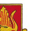 646th Tank Battalion Patch   Upper Right Quadrant