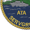 ATA-185 USS Koka Patch | Lower Left Quadrant