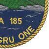 ATA-185 USS Koka Patch | Lower Right Quadrant