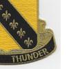 645th Tank Destroyer Battalion Patch   Lower Right Quadrant