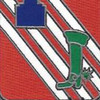 63rd Signal Battalion Patch | Center Detail