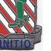 63rd Signal Battalion Patch | Lower Right Quadrant