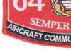 6413 Aircraft Communications EV-6 MOS Patch | Lower Left Quadrant