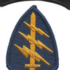 Army Special Operations Command Socom Patch Color | Center Detail