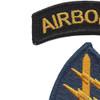 Army Special Operations Command Socom Patch Color | Upper Left Quadrant