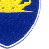 63rd Infantry Regiment Patch | Lower Right Quadrant