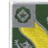 63rd Armored Cavalry Regiment Patch | Upper Left Quadrant