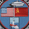 Cold War Veteran Patch 1946-1991   Center Detail