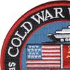 Cold War Veteran Patch 1946-1991   Upper Left Quadrant
