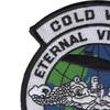 Cold War Silent Service Patch | Upper Left Quadrant