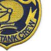 Co F 40th Armor Regiment Berlin Tank Crew Patch | Lower Right Quadrant