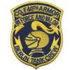 Co F 40th Armor Regiment Berlin Tank Crew Patch