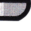 Army SFG John F. Kennedy Institute Oval Patch | Lower Right Quadrant
