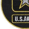 Army Emblem Small Patch | Lower Left Quadrant