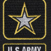 Army Emblem Small Patch | Center Detail