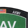 Army DAV Disabled American Veteran Army MOS Parch | Lower Left Quadrant