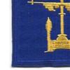 Army Amphibious Forces WWII Patch | Lower Left Quadrant