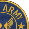 Army Air Force Patch Large | Upper Right Quadrant