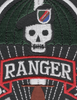A Co 2/75 A Company 2nd Battalion 75th Ranger Regiment Patch