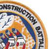 62nd NMCB Mobile Construction Battalion Patch | Upper Right Quadrant
