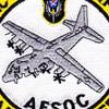 AC-130 Gunship Aerial Gunner AFSOC Patch   Center Detail