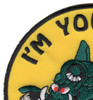 A-10 Huckleberry Combat Aviation Flight Patch