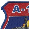 A-10 Hog Driver Patch | Upper Left Quadrant