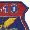A-10 Hog Driver Patch | Upper Right Quadrant
