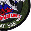 A-10 Call Sign Sandy 1 Patch That Others May Live | Lower Right Quadrant