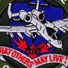 A-10 Call Sign Sandy 1 Patch That Others May Live | Center Detail
