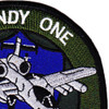 A-10 Call Sign Sandy 1 Patch That Others May Live | Upper Right Quadrant