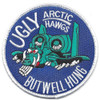A-10 Arctic Hawgs Patch