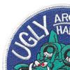 A-10 Arctic Hawgs Patch | Upper Left Quadrant