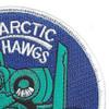 A-10 Arctic Hawgs Patch | Upper Right Quadrant