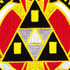 9th Psychological Operations Battalion Patch | Center Detail