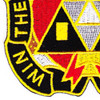 9th Psychological Operations Battalion Patch | Lower Left Quadrant