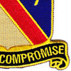 628th Support Battalion Patch | Lower Right Quadrant