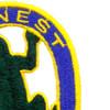 9th Military Police Company Vietnam Patch   Upper Right Quadrant