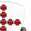 9th Medical Battalion Patch | Upper Right Quadrant