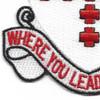 9th Medical Battalion Patch | Lower Left Quadrant