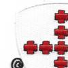 9th Medical Battalion Patch | Upper Left Quadrant