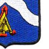 9th Infantry Regiment Patch Vietnam | Lower Right Quadrant