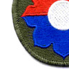 9th Infantry Division Patch River Raiders | Lower Left Quadrant