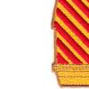 9th Field Artillery Division Patch | Lower Left Quadrant