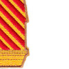 9th Field Artillery Division Patch | Lower Right Quadrant