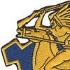 9th Cavalry Regiment Patch | Upper Left Quadrant