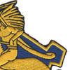 9th Cavalry Regiment Patch | Upper Right Quadrant