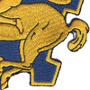 9th Cavalry Regiment Patch   Lower Right Quadrant