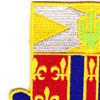 623rd Field Artillery Regiment/Battalion Patch | Upper Left Quadrant