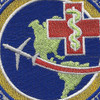 622nd Aeromedical Staging Squadron Patch | Center Detail
